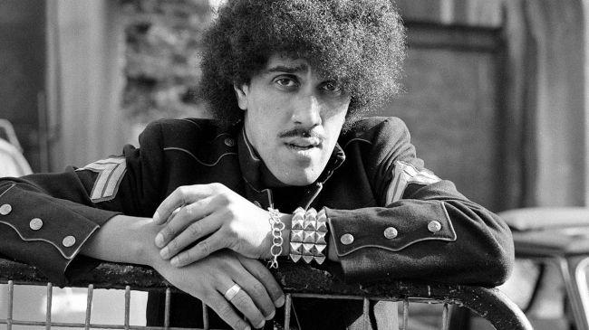 Phil Lynott, do Thin Lizzy, será homenageado com moedas de 15 ...